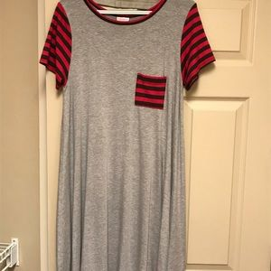 Carly dress with pocket